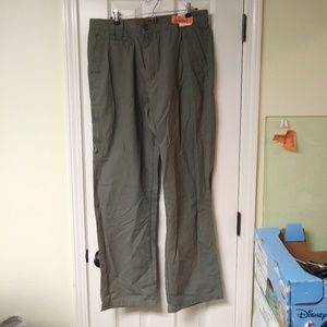 Outdoor Life Army Green Utility work pants New